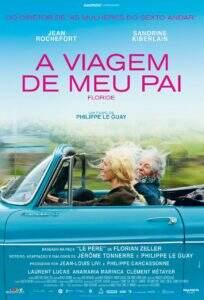 florida poster a viagem de meu pai - cinema madame lumiere festival varilux francês